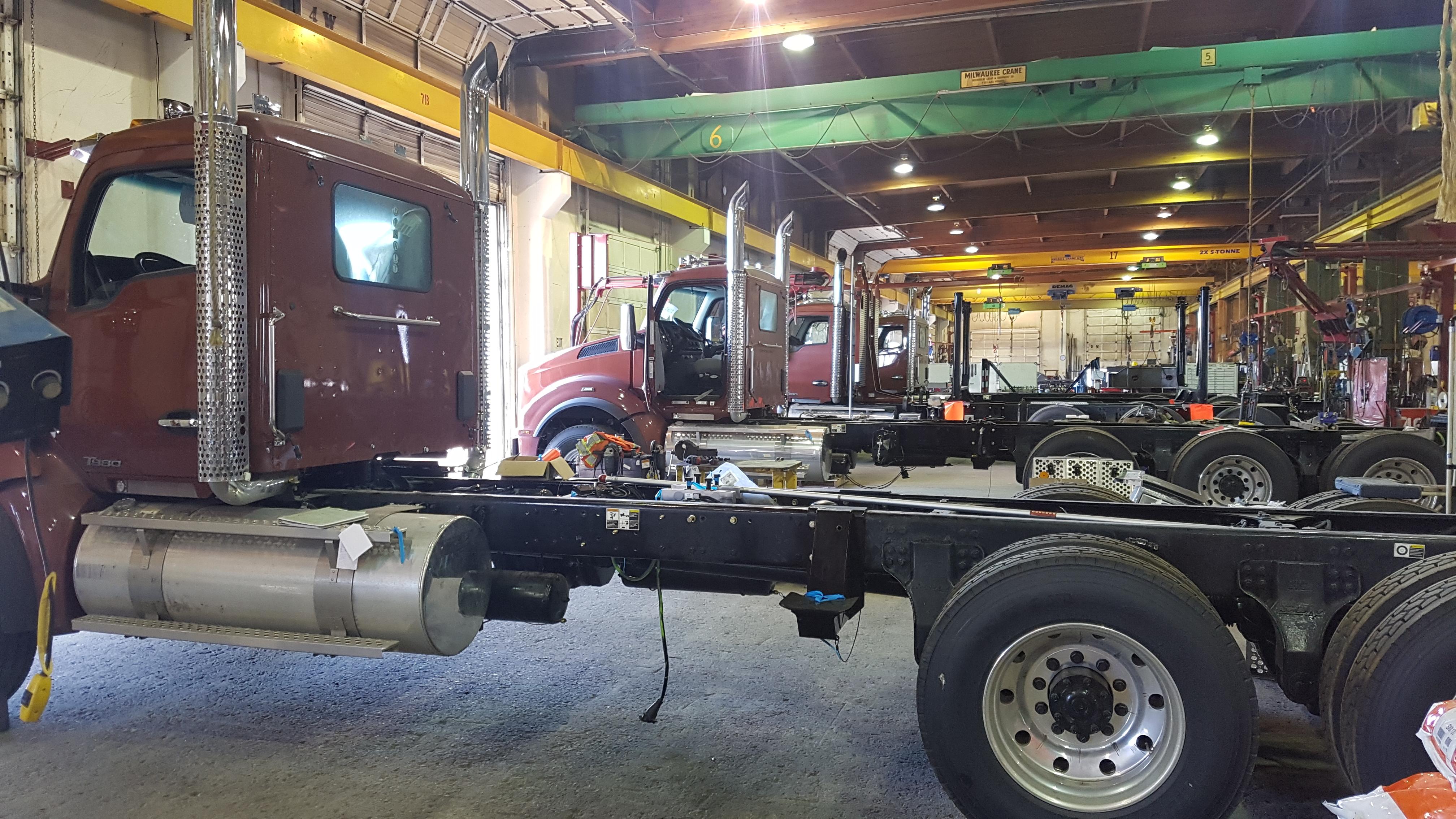 Truck Rigouts Images