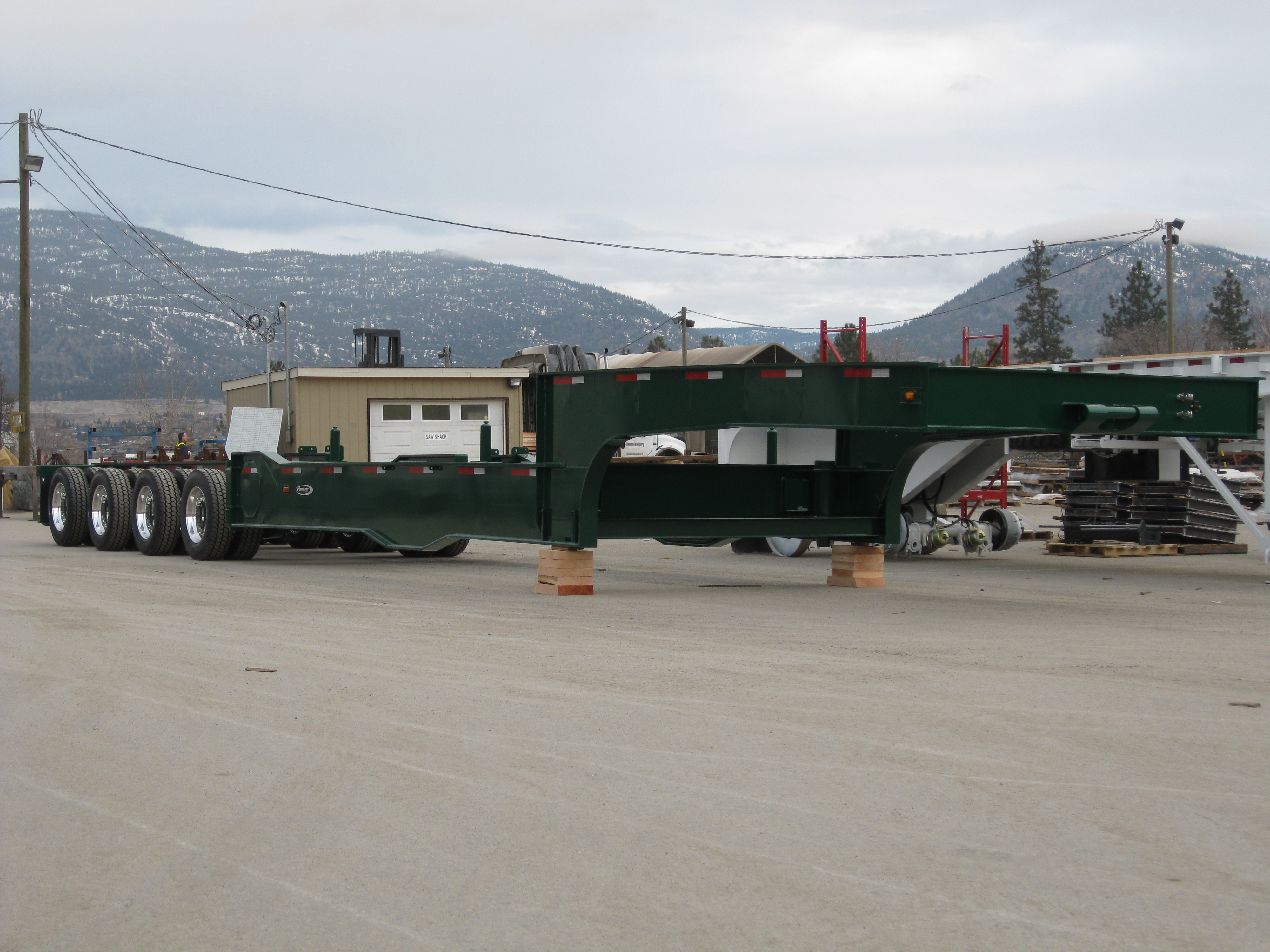 Coiled Tubing Unit (CTU) Images